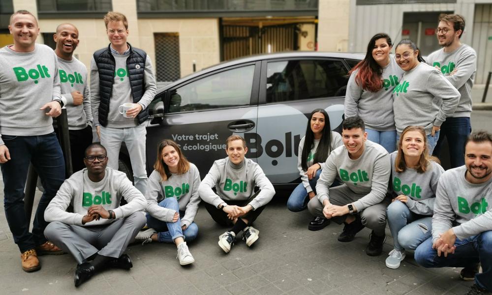 Qui est Bolt, le concurrent low cost d'Uber à Paris ?