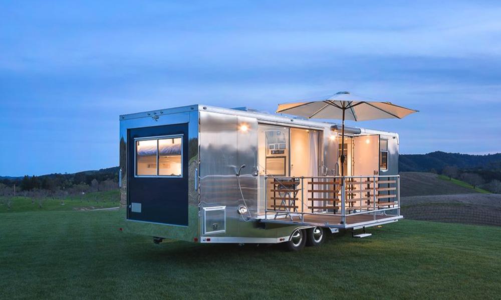 Cette caravane solaire permet d'échapper à toutes les dictatures sanitaires