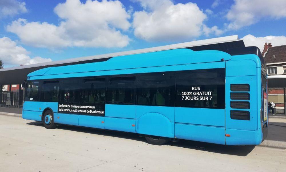 À Dunkerque, on peut trouver un job en prenant le bus gratuitement