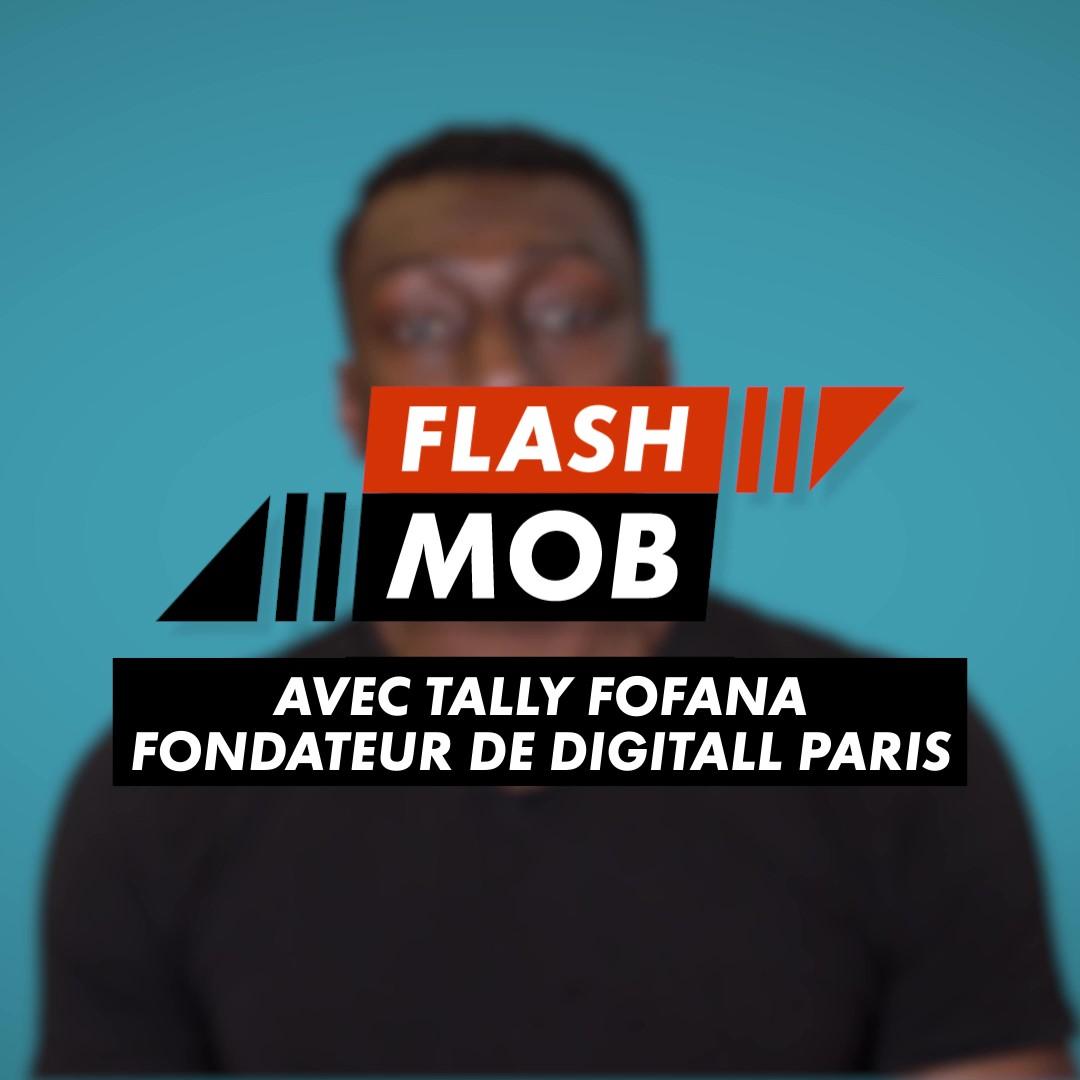 L'interview Flashmob : Digitall Paris, et son antivol connecté