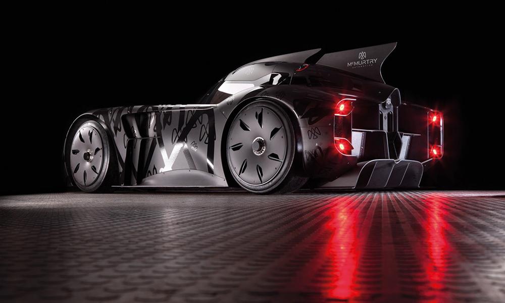 Cette Batmobile électrique fonce à 320 km/h (mais elle fait autant de bruit qu'un avion)
