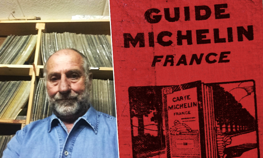 On a parlé avec Marc, le plus gros collectionneur français de cartes Michelin