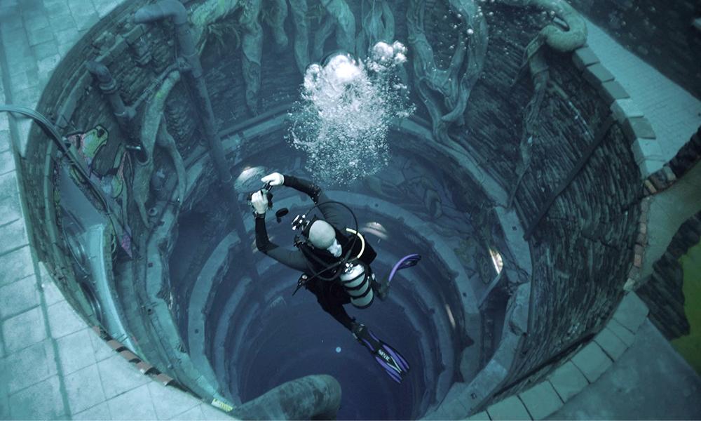 60 mètres de profondeur : Dubaï ouvre la piscine la plus profonde au monde