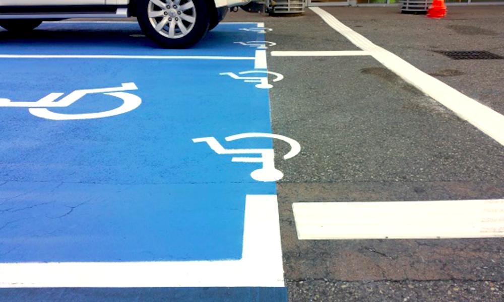 À Montpellier, les places handicapées sont protégées par des capteurs qui verbalisent
