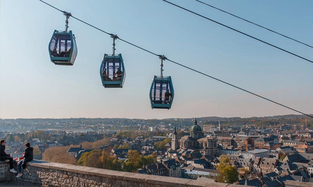 Plus rapide et moins polluant que le bus, le téléphérique peut-il s'imposer en ville ?