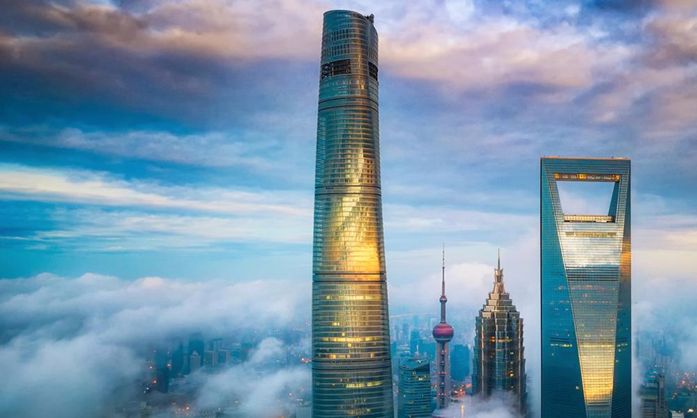 632 mètres : cet été, dormez dans l'hôtel le plus haut du monde