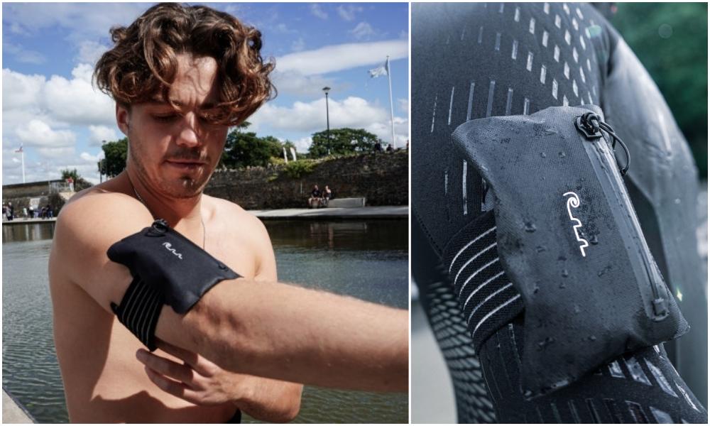 Avec ce porte-monnaie 100% waterproof, votre argent ne sera jamais liquide