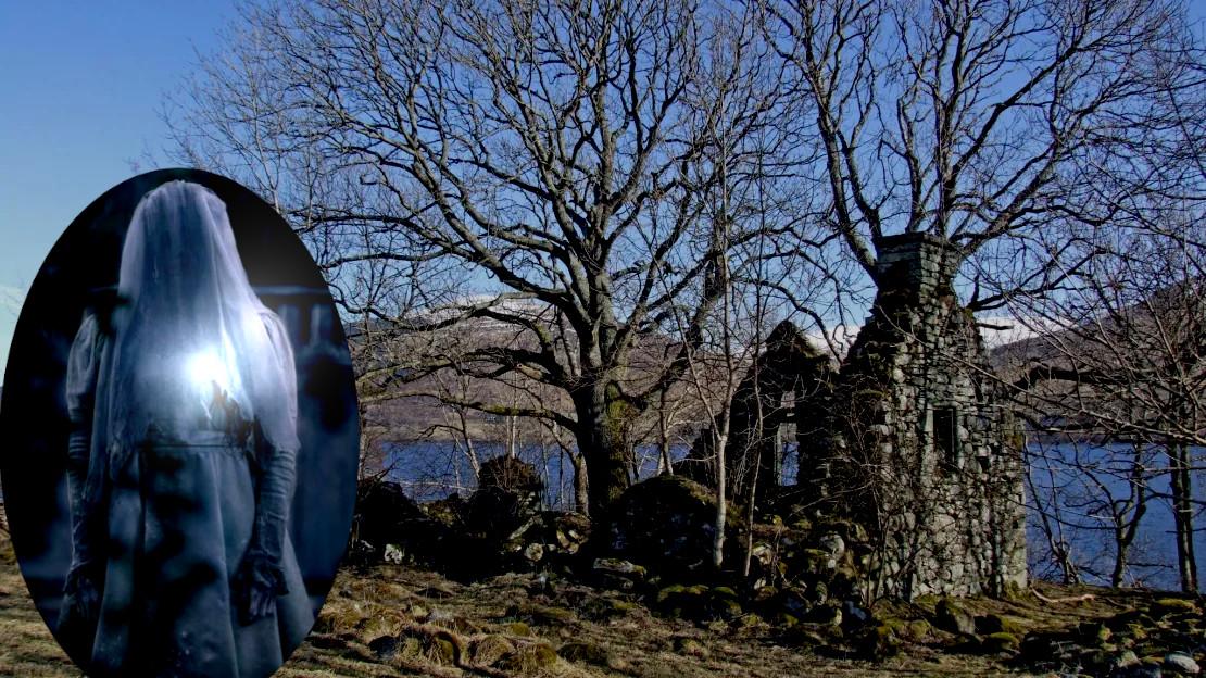 Pour le prix d'une maison secondaire, payez-vous un village hanté en Écosse