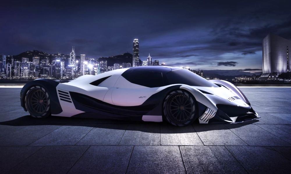 Après une disparition de 8 ans, la voiture la plus puissante du monde vient d'être filmée