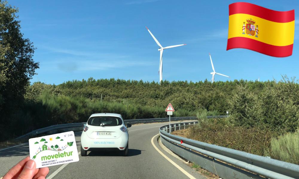 Bon plan: l'Europe vous prête une voiture électrique pour visiter l'Espagne