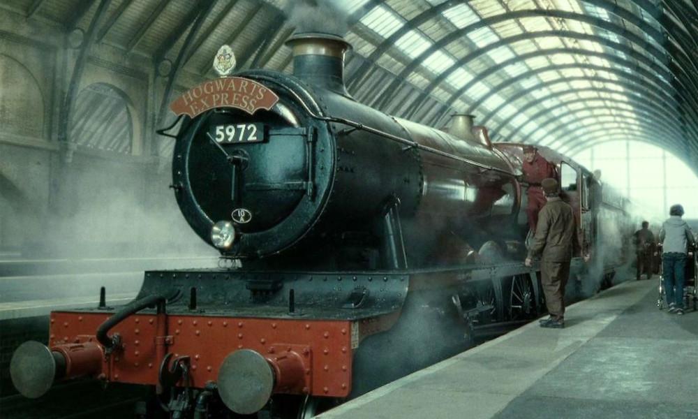 Abracadabra, la gare Saint-Lazare va accueillir le train d'Harry Potter