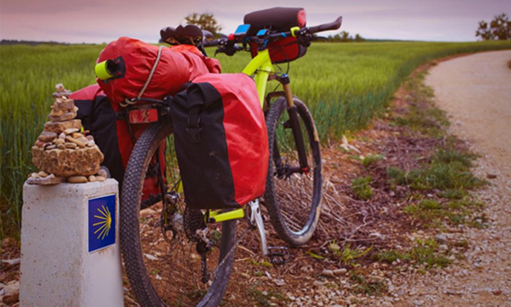 Pourquoi se fatiguer : faites la route de Saint-Jacques-de-Compostelle à vélo