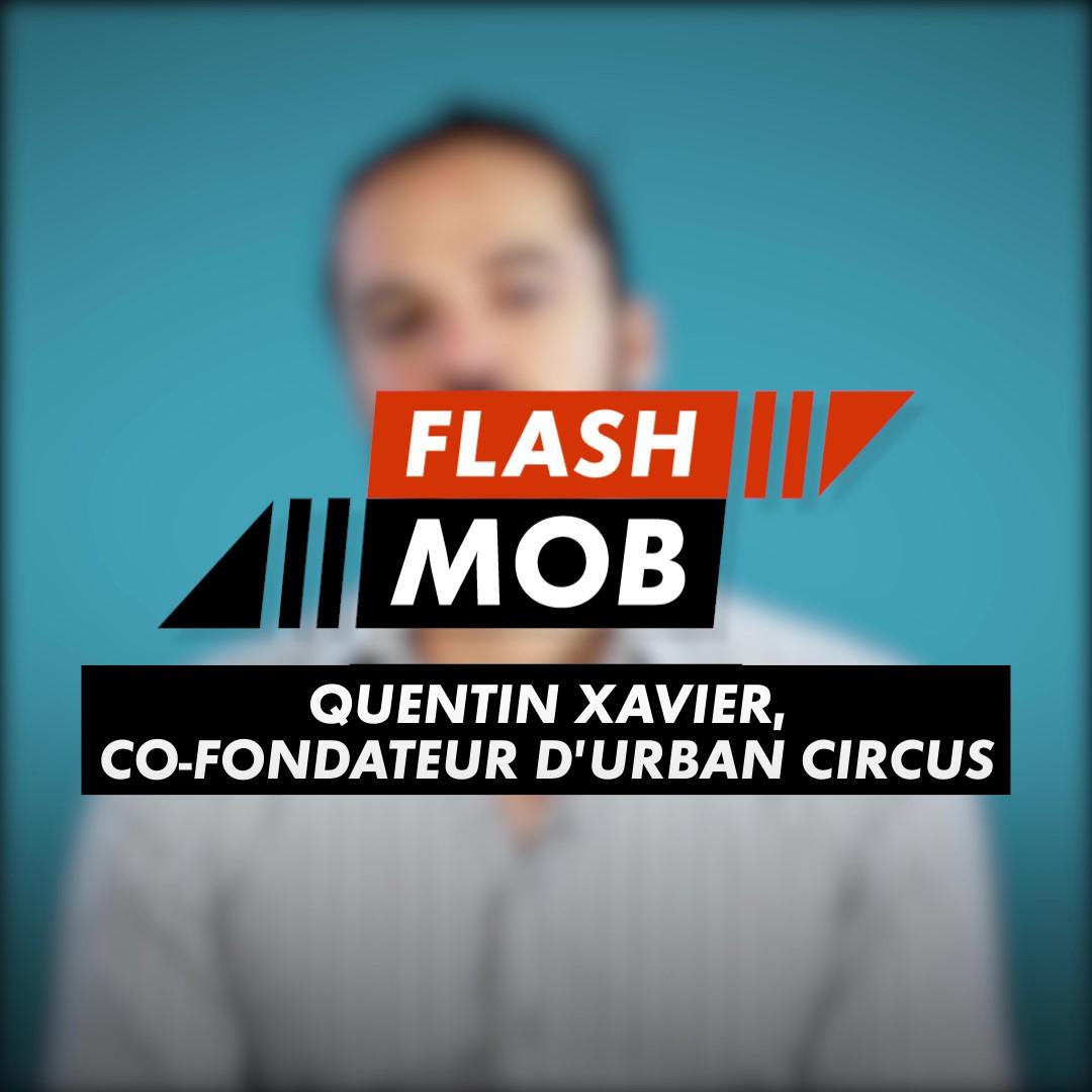 L'interview Flashmob : Urban Circus, la marque de vêtements qui promet la sécurité et le style tout en un