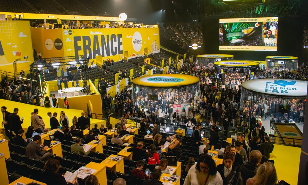 Rendez-vous au BIG, plus grand rassemblement d'entrepreneurs d'Europe