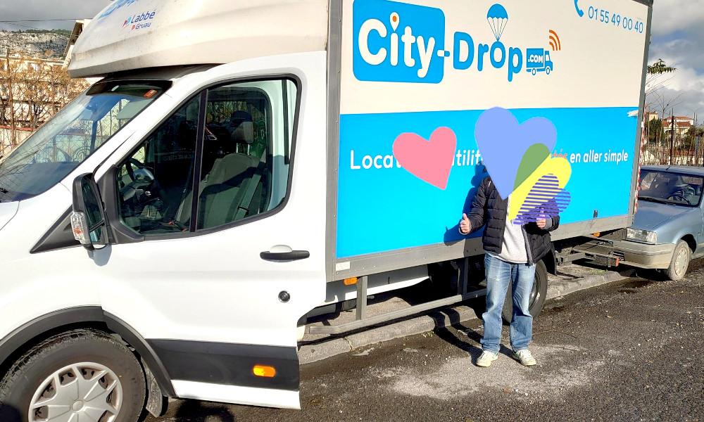 Cette startup propose des camions de déménagement à... 1 euro !