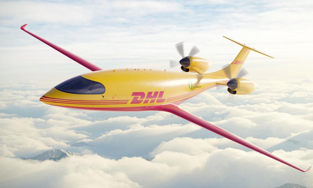 Ecologie : le poids lourd DHL passe aux avions 100% électriques
