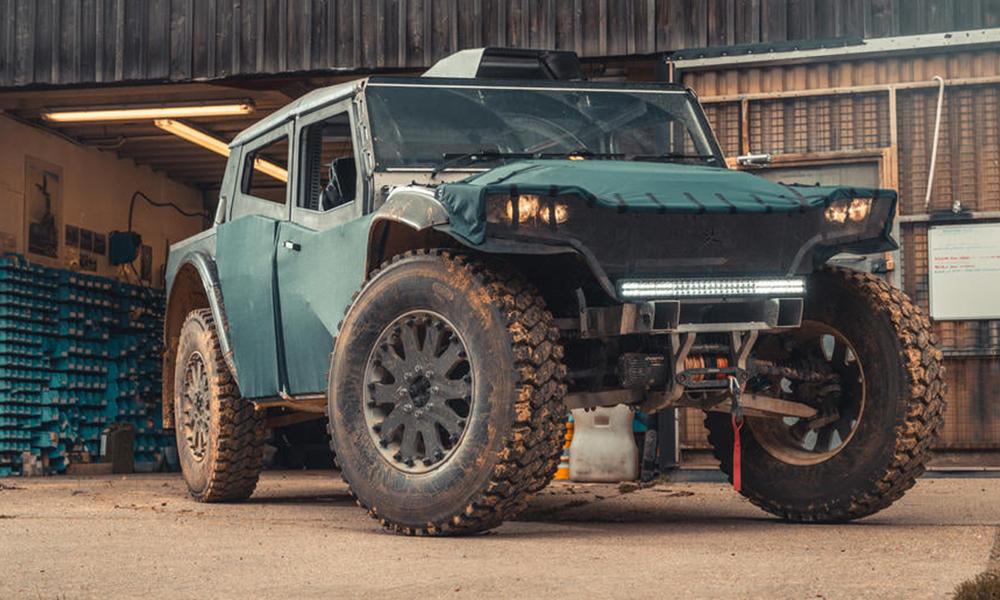 Toujours plus : ce 4X4 hybride promet une autonomie de 7000 kilomètres