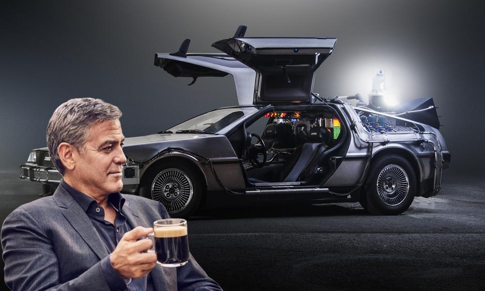 Selon un sondage, la voiture du futur doit absolument posséder... une machine à café