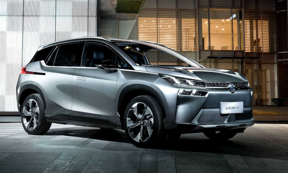 Avec seulement 8 minutes de recharge, ce SUV électrique peut rouler 1000 km