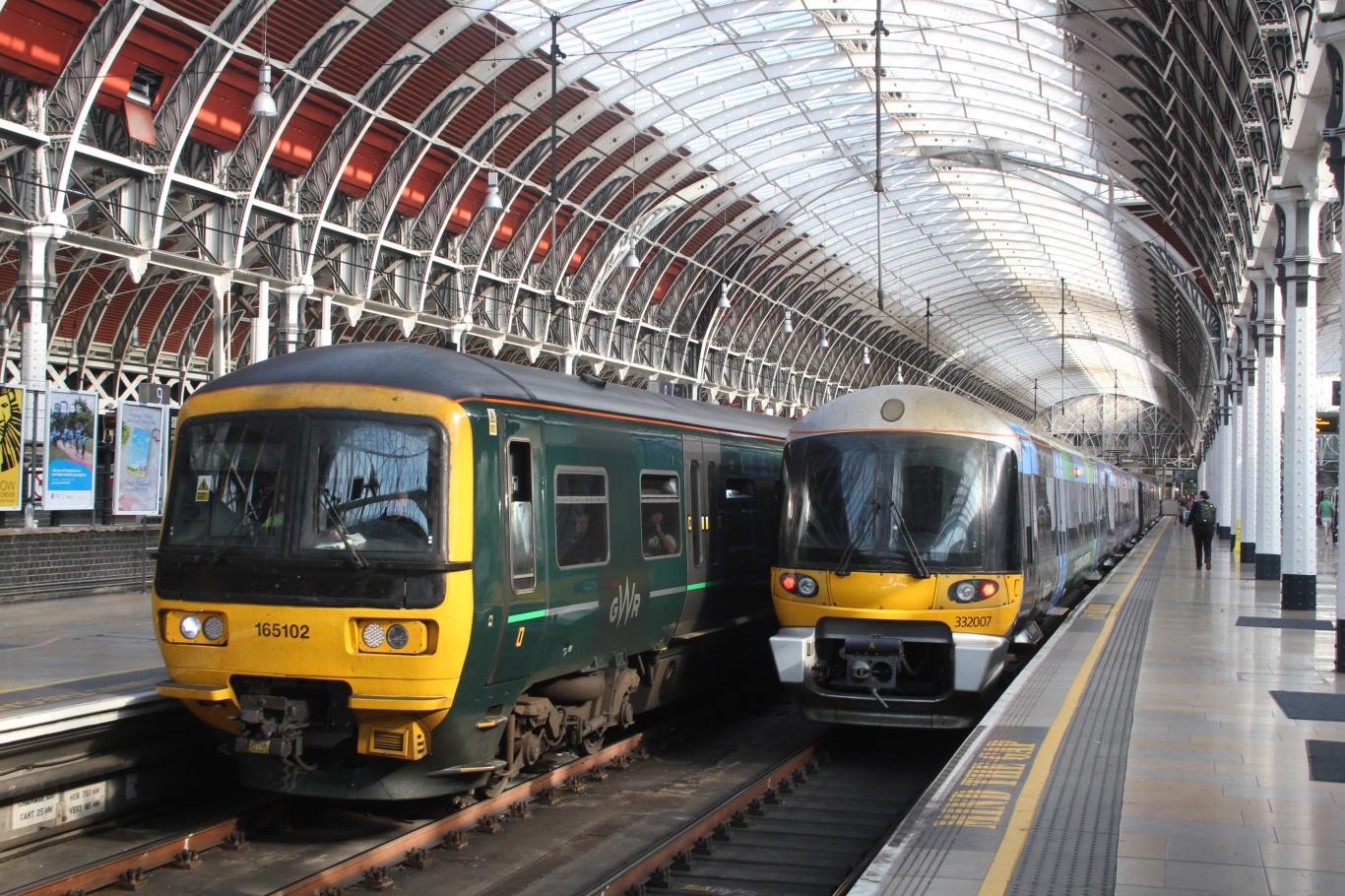 En Angleterre, certains trains polluent 13 fois plus (!) que les voitures
