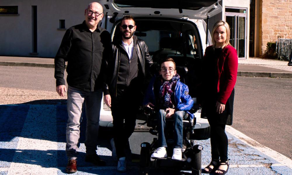 Avec cette startup, les personnes à mobilité réduite ont enfin accès aux voitures de location