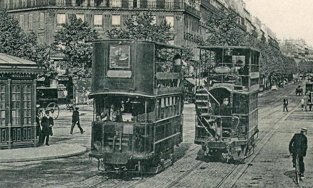 Longtemps banni des centres-villes, le tram revient en force partout en France ! Par Vincent Pons Tramway-paris-3