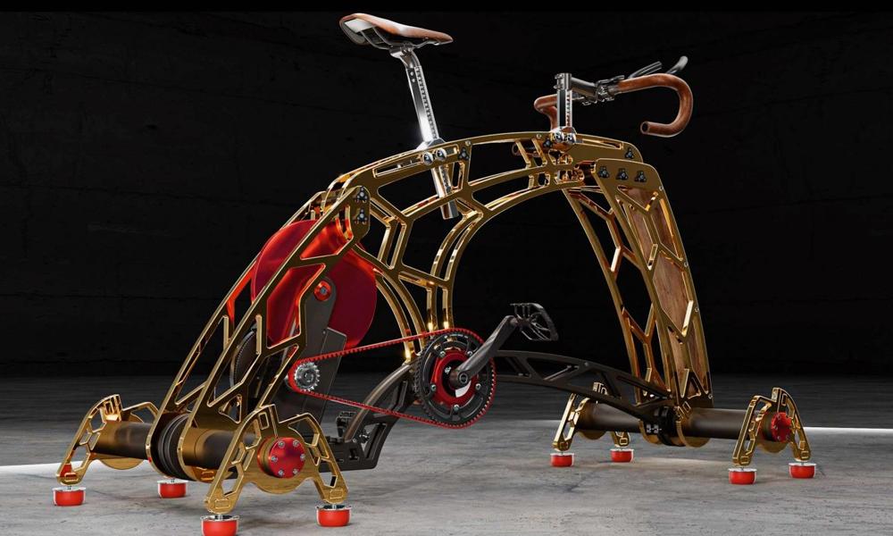 Qui veut (et peut) se payer ce vélo d'intérieur à 11 000 €?
