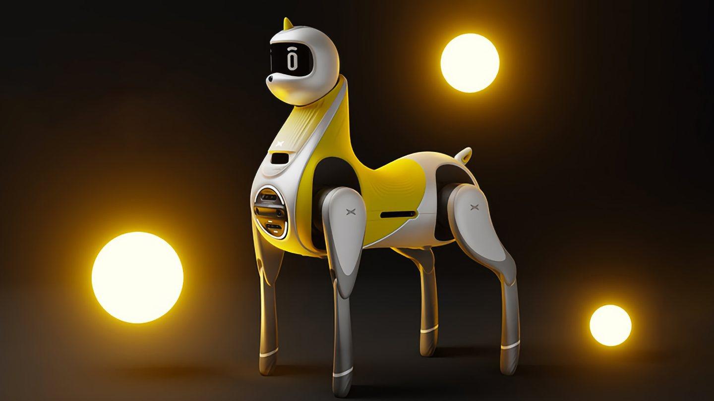 Merci la Chine : vos enfants pourront bientôt se déplacer sur cette licorne électrique