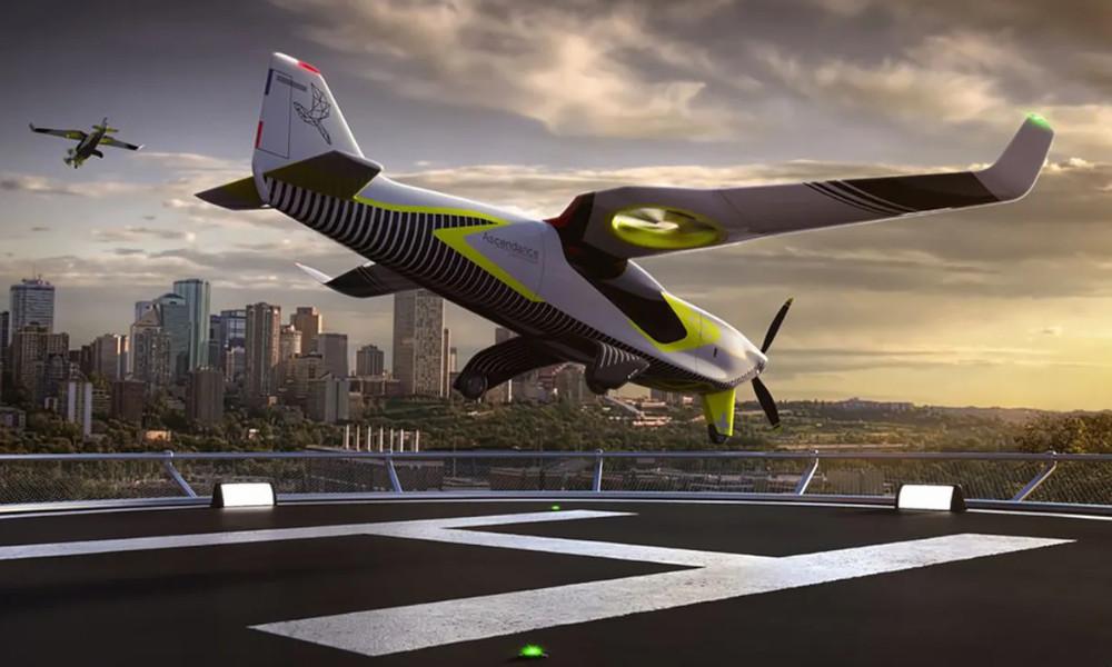 Des Toulousains ont inventé l'Altea, un avion 80% moins polluant