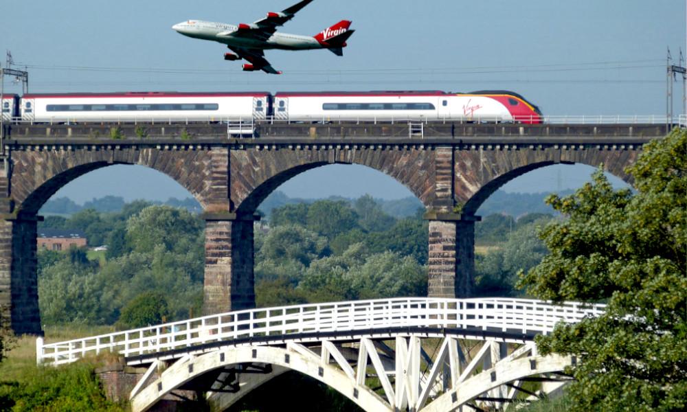 Train ou avion, qui pollue vraiment le plus ?