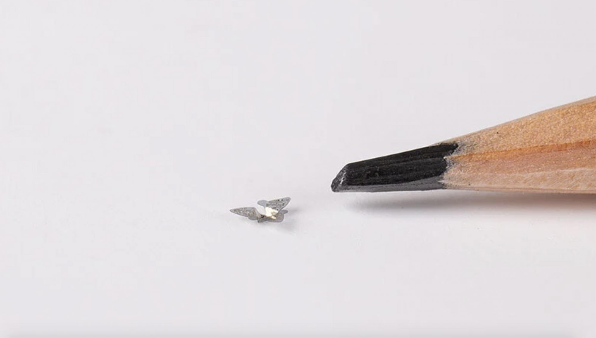 Petite comme un grain de sable, cette puce volante détecte les maladies et la pollution dans l'air