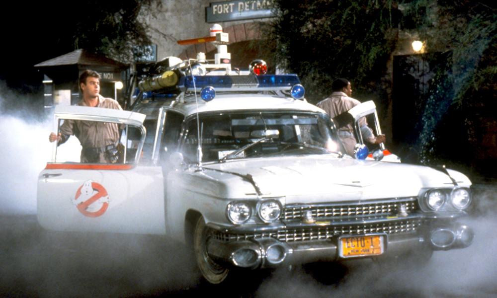 Alerte aux fantômes : la voiture des Ghostbusters s'expose actuellement à Paris
