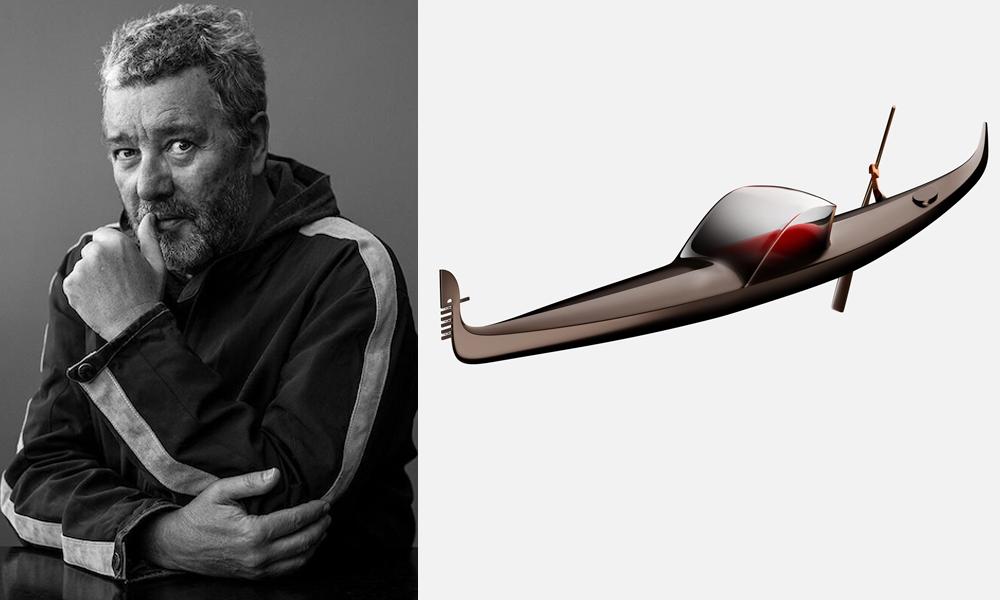 Philippe Starck imagine la gondole du futur, et ça donne envie de filer à Venise