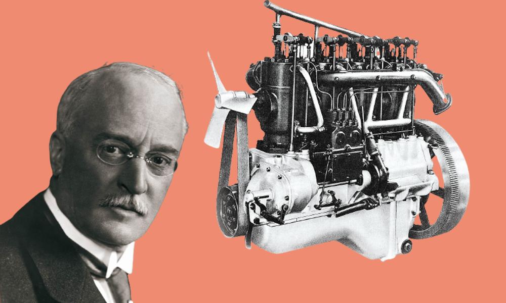 Qui était Rudolf Diesel, l'inventeur du moteur qui pollue la planète ?