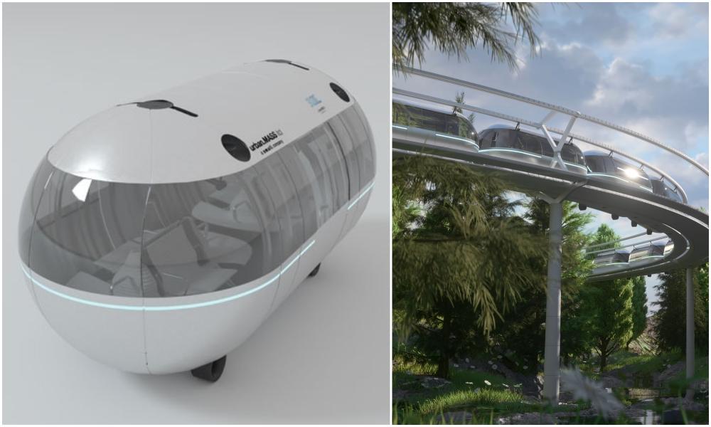 Partout dans le monde, cette capsule électrique pourrait bientôt remplacer les bus et les métros