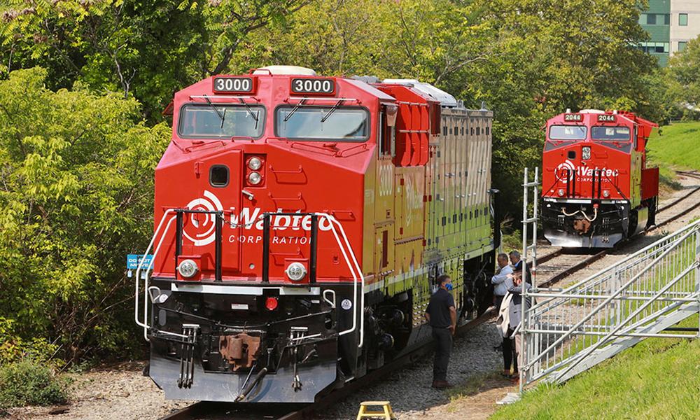 Ce train à batterie électrique veut révolutionner le trafic ferroviaire